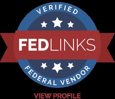 badge fedlinks seal